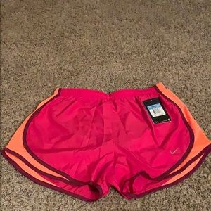 Brand new Nike running shorts